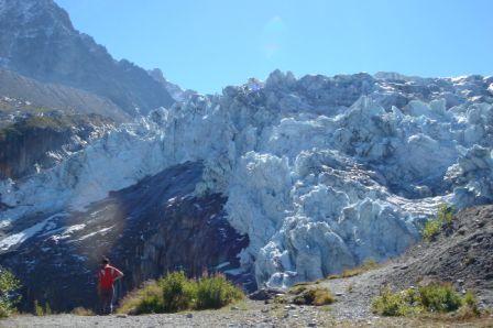 Glaciar de Argentiére