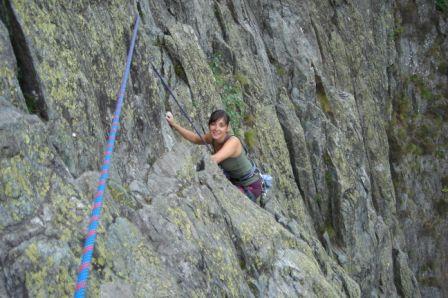 Escalada em Chamonix