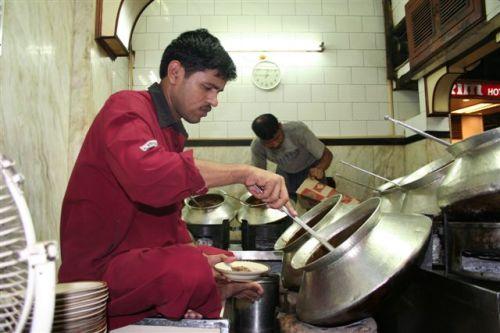 Restaurante em Delhi