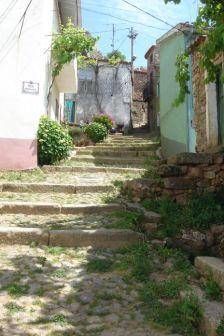 As ruas de Penha Garcia