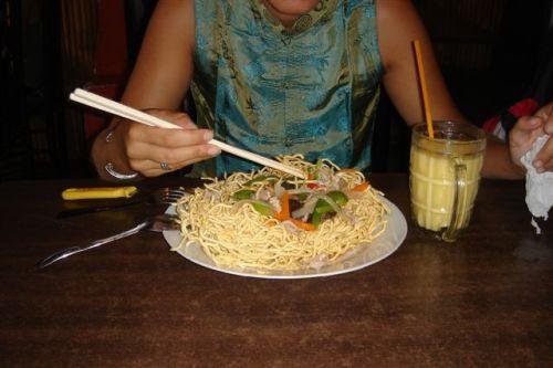 Última fantástica refeição no Vietnam
