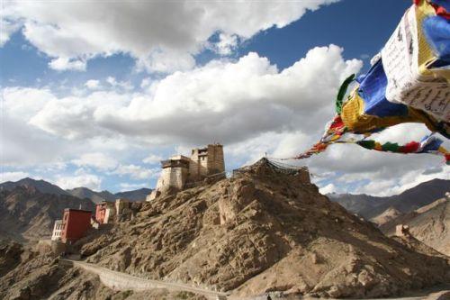 O Palácio de Leh