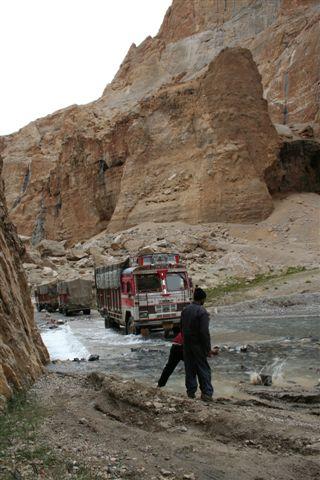 A travessia dos Himalaias