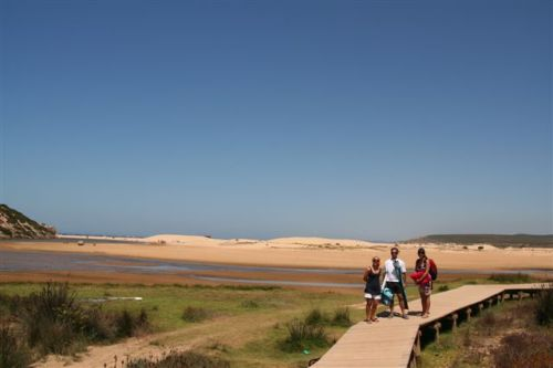 Praia da Bordeira (Carrapateira - Aljezur)
