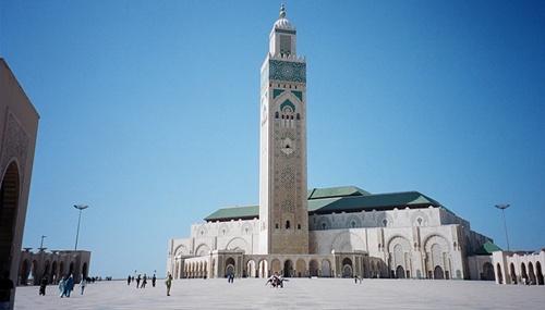 (11) Mesquita - Casablanca