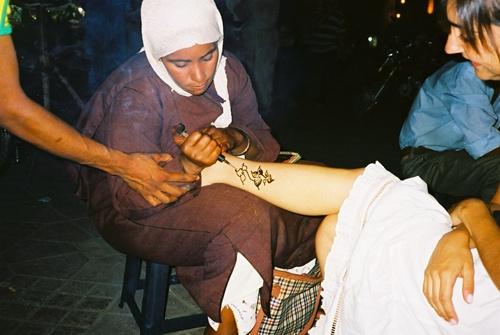 (127) Praça Jemaa el-Fna - Marrakech