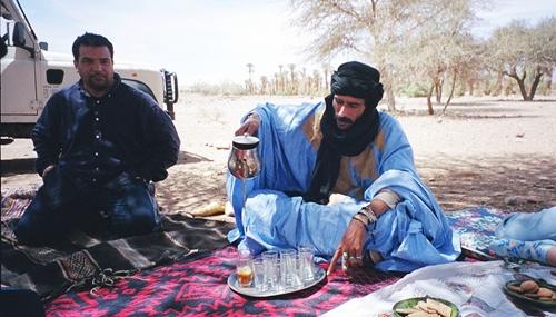(68) Caminho para Deserto Mhamid