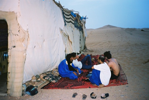 (90) Deserto Mhamid