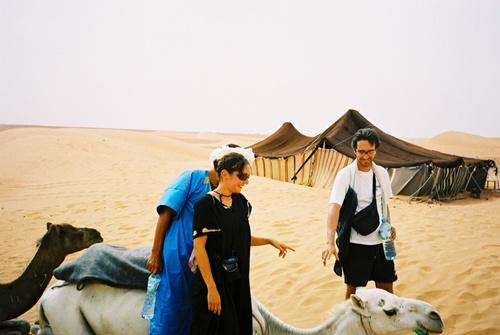 (92) Deserto Mhamid