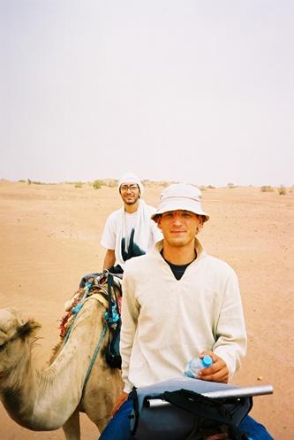 (95) Deserto Mhamid