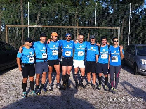 Team DUAS FACES 2012