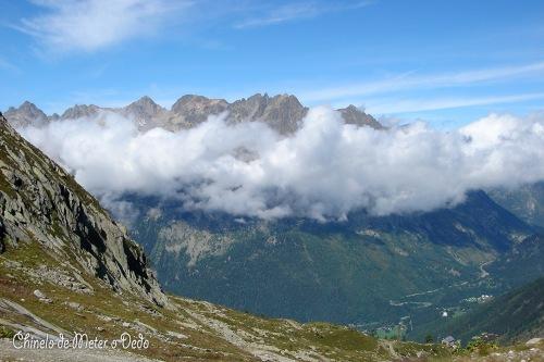 Montanhas nos Alpes: um terreno de excelência para a prática de desportos de montanha.