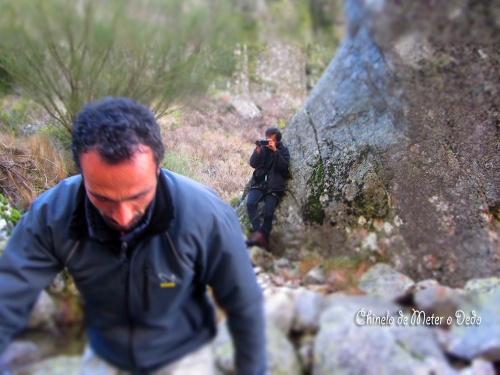 As filmagens do Alcino